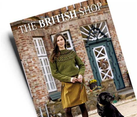 87c8649a25 Bestellen Sie den Katalog von THE BRITISH SHOP