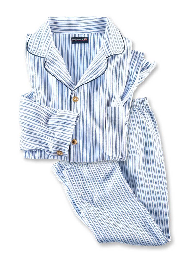 buy popular 0c9ad a9eb1 Flanell-Pyjama 'Old Times' für Damen und Herren