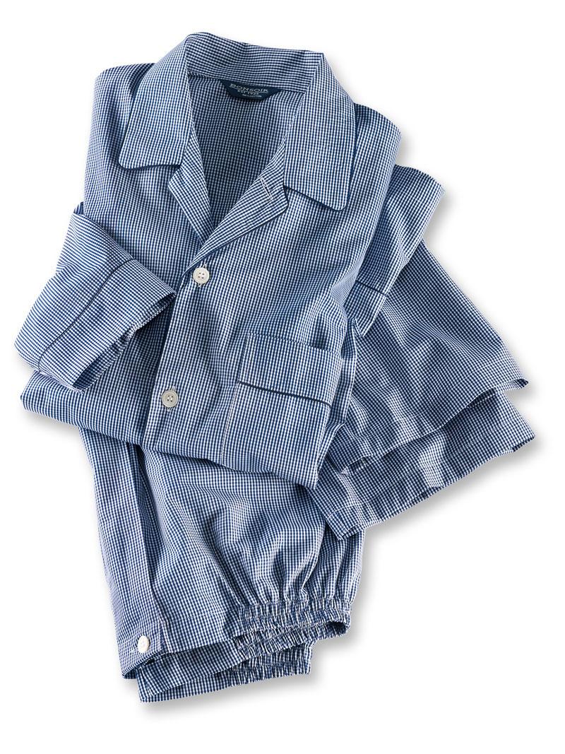 Klassischer Vichy-Pyjama von Bonsoir bestellen - THE BRITISH SHOP ...