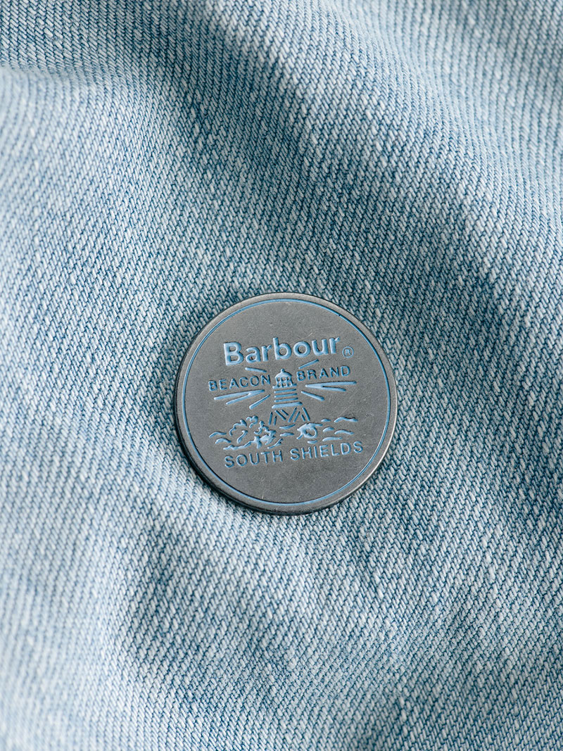 Denim Jacket 'Ripple' von Barbour Bild 2