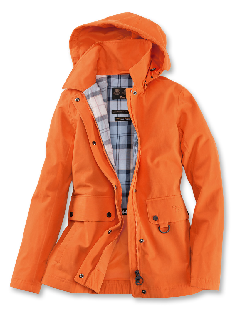 Barbour-Jacke 'Tramontane' in Marigold