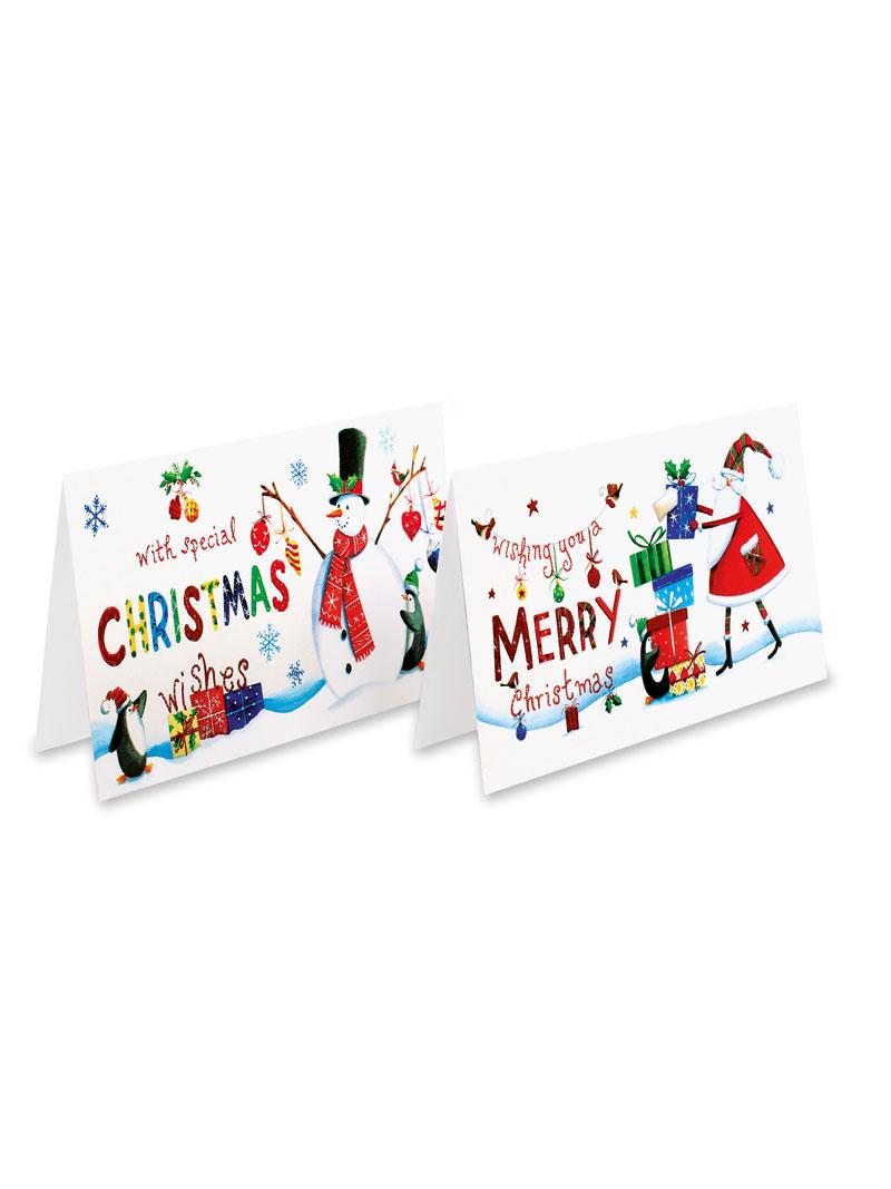 Weihnachtskarten Mit Bild.Weihnachtskarten Vom Hoflieferanten Tom Smith
