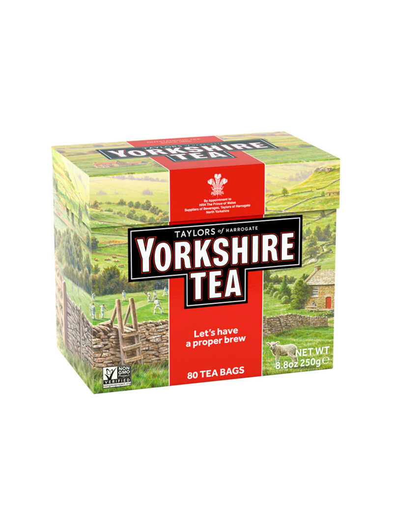 yorkshire tea Yorkshire tea's inclusion in yougov's list of the top 10 uk brands may have been a surprise to some but the brand itself says a focus on communicating its personality has helped attract new buyers yorkshire tea made a surprise appearance in yougov brandindex's top uk brands list this week.