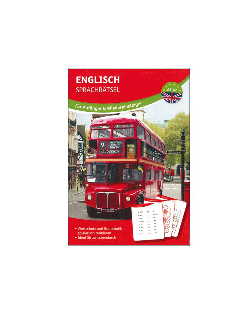 englisches sprachrätsel-buch