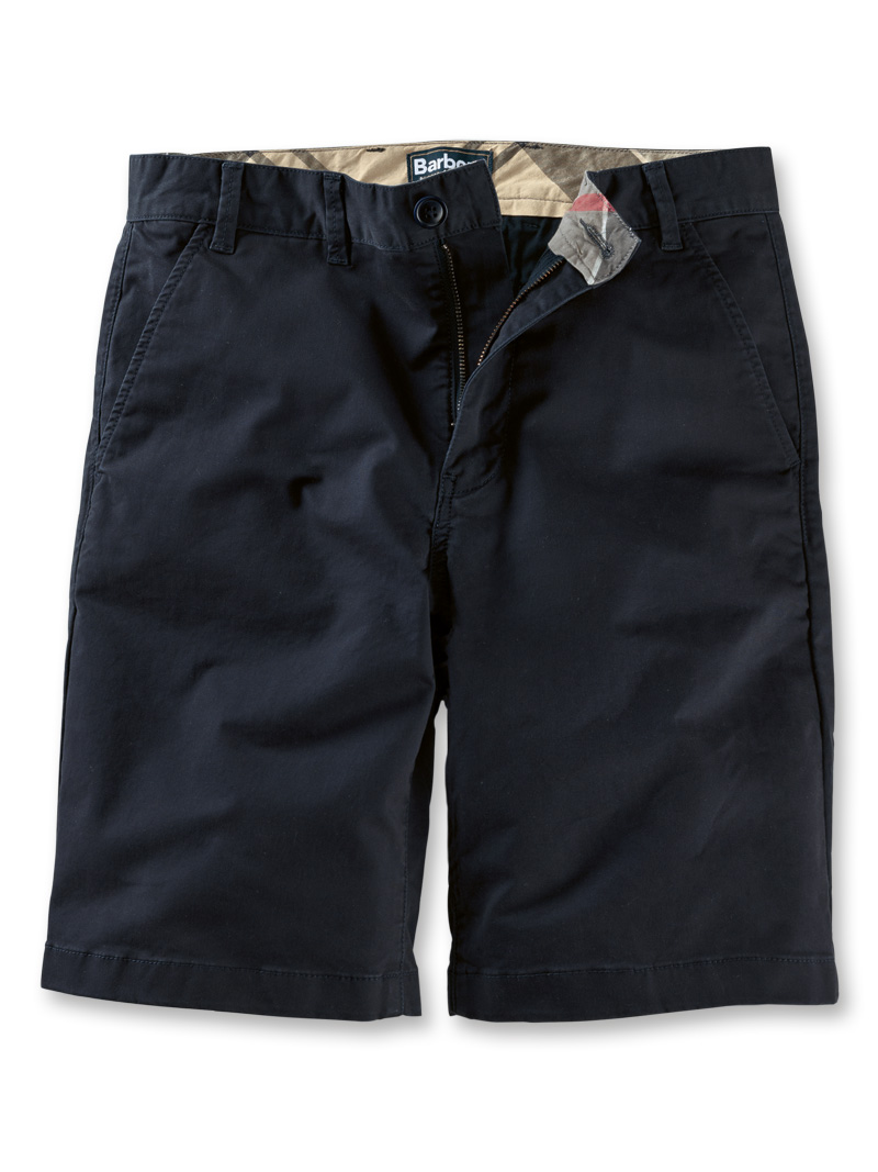 Barbour-Bermuda 'Neuston' in Navy