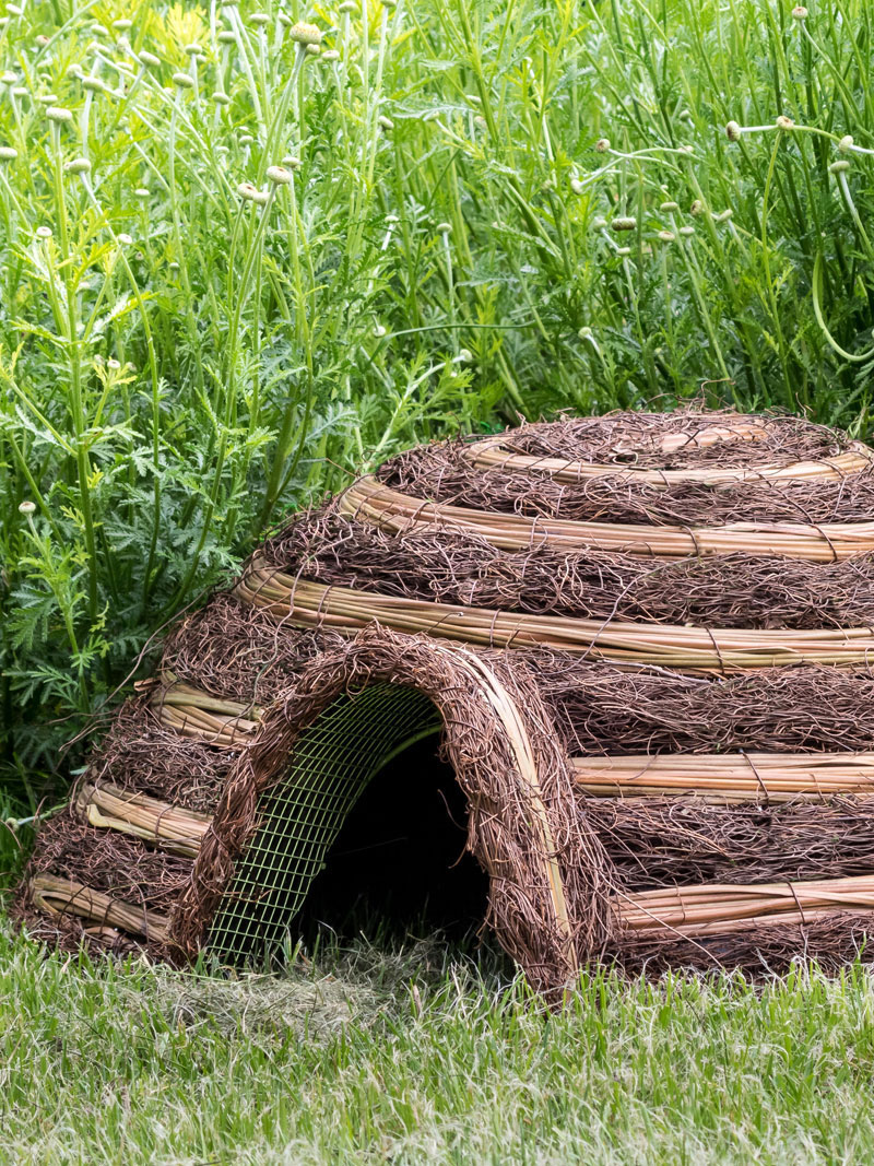 igelhaus 'igloo' von wildlife-world bestellen - the british shop