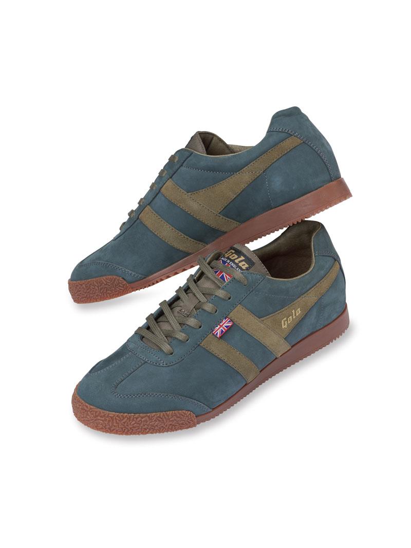 5cc92bce4ec397 Sportschuhe in Petrol von Gola - Schuhe   Socken Herren