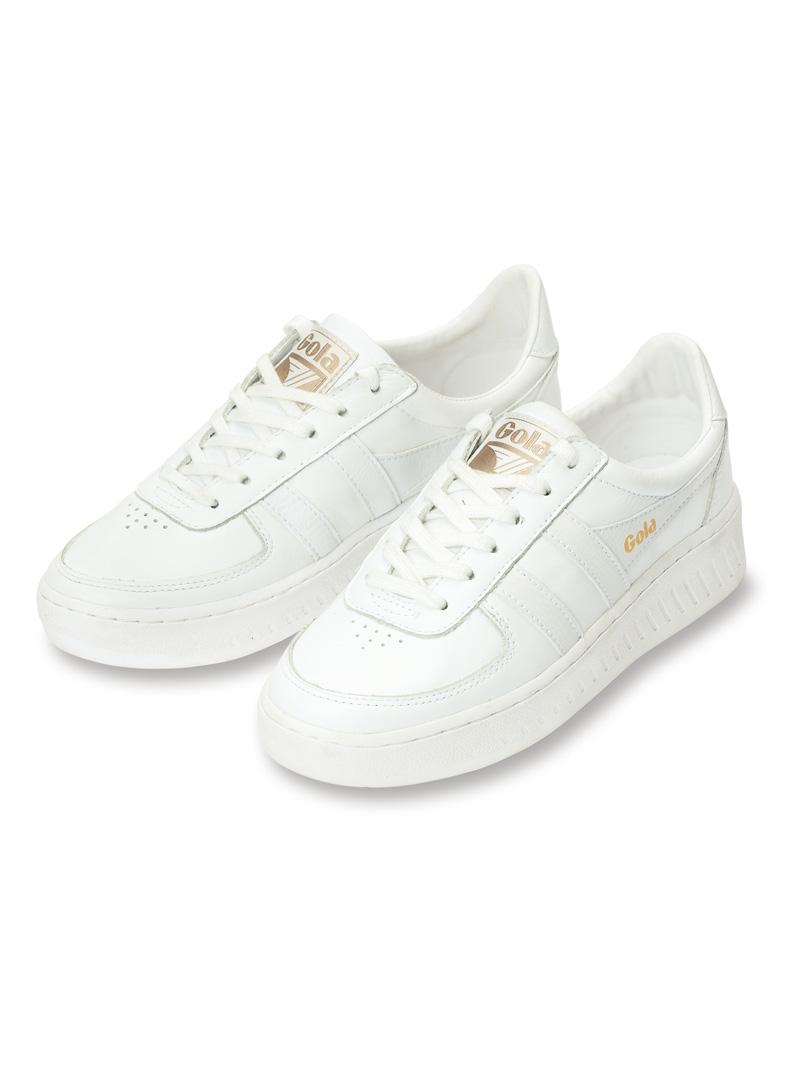 Weiße Sneakers für Damen
