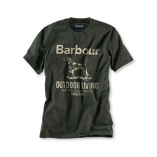 Barbour-Shirt 'Pointer Dog'