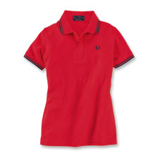 Fred-Perry-Shirt 'G12' in Rot