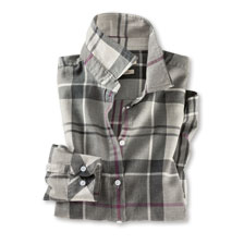 Barbour-Bluse Hemdbluse im Winter Tartan