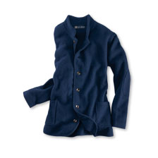 Walkjacke in Navy von Charles Robertson