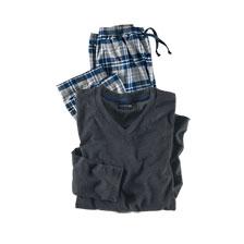 Winter Pyjama zum Wohlfühlen von Scott and Perth