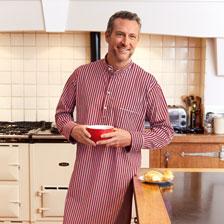 e2b13fca7a Sportiver Sommer-Pyjama von Scott & Perth. 59,90 €*. Britisches Nachthemd  in Rot von Derek Rose