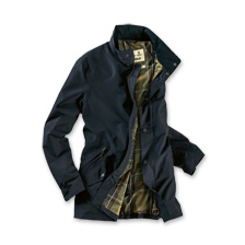 Barbour-Funktionsjacke 'Spoonbill' in Navy
