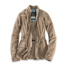 Sommerjacke 'Dockray' in Sand von Barbour