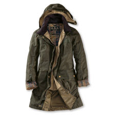 Barbour-Lightweight-Parka 'Sherwood' in Archive Olive