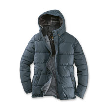new concept 67c5f 2b32f Barbour-Steppjacke in Graphit-Blau