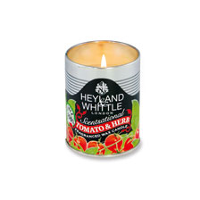 Duftkerze 'Candle in a tin' Tomato & Herb