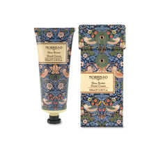 Handcreme mit William-Morris-Motiv