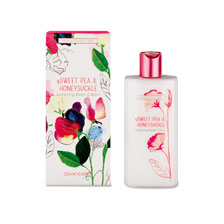 Body Lotion Sweet Pea and Honeysuckle
