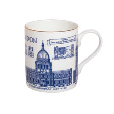 Becher 'London Heritage Collection'