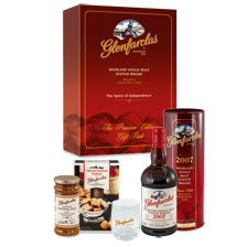 Glenfarclas-Geschenkbox 'The Premium Edition'