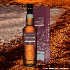 Campbeltown Glen Scotia Single Malt Whisky 14 Jahre alt