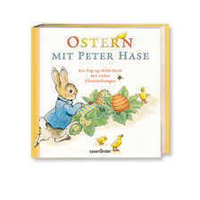 Pop-Up-Buch Ostern mit Peter Hase