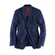 Hackett-Blazer 'Union Jack' in Navy