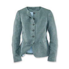 Kinbury-Blazer 'Brighton' in Sea Green