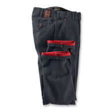 Thermo-Jeans in Grau von Club of Comfort