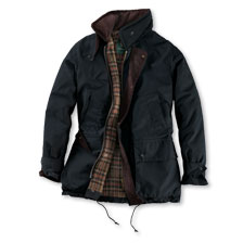 Oxford Blue Country Jacke