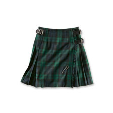 Mini Kilt im Black Watch Tartan