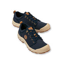 Walkingschuh in Navy von Aigle