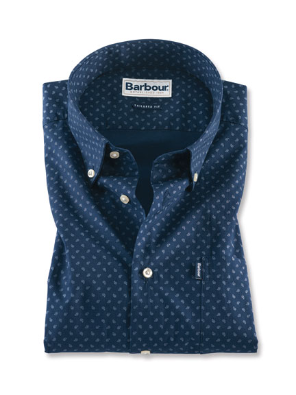 Barbour-Hemd 'Curtis'