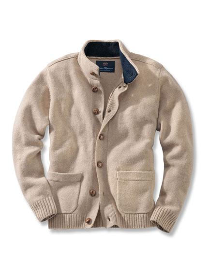 Online Shop englische Strickwaren für Herren Pullover im Coastal ... acadd31200