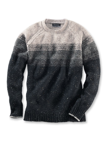 Fisherman-Pullover 'Guiness'