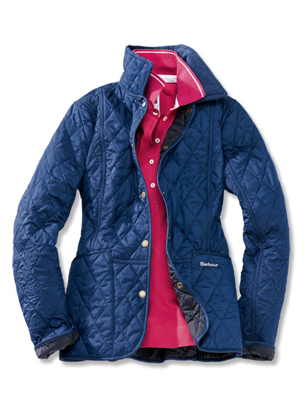 Steppjacke 'Country Colours'
