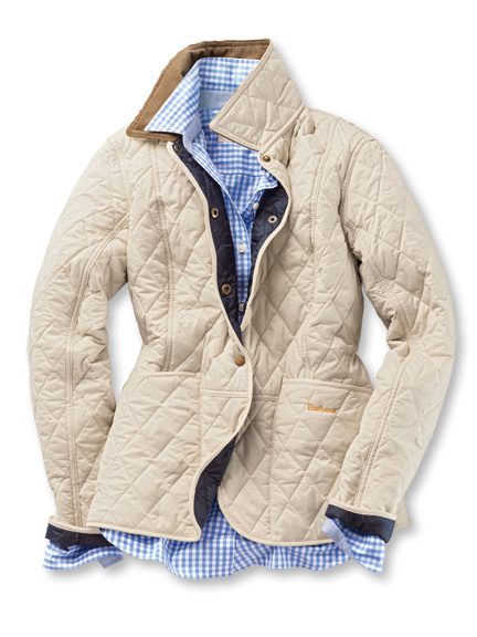 'Summer Liddesdale' von Barbour in Pearl