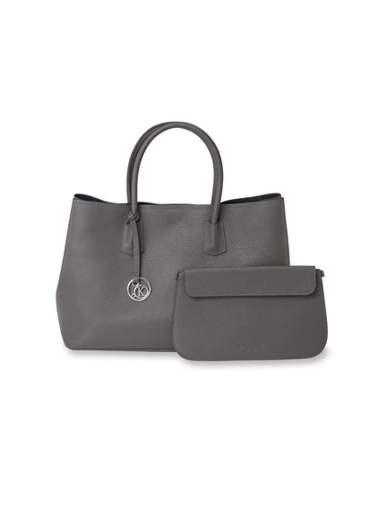 Kensingtons 'Luxury Bag' in Graphite