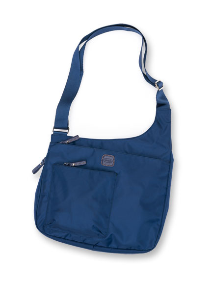 Nylontasche 'Crossbody' in Midnight Blue von Bric's