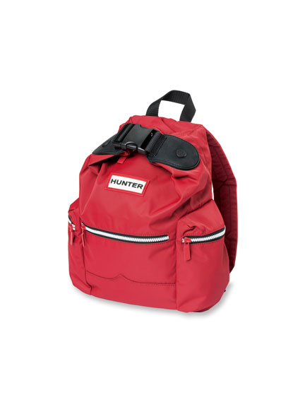 Hunter Damenrucksack in rot