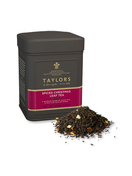 Spiced Christmas Tea