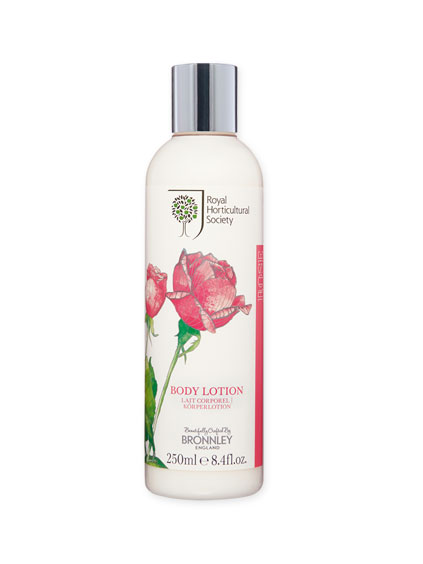 Body Lotion 'Rose' von Bronnley