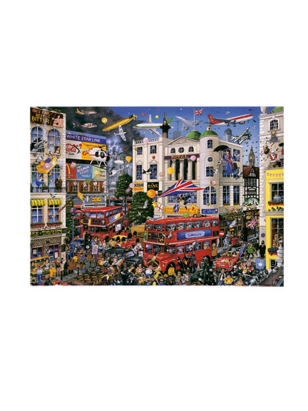 Puzzle 'I Love London'