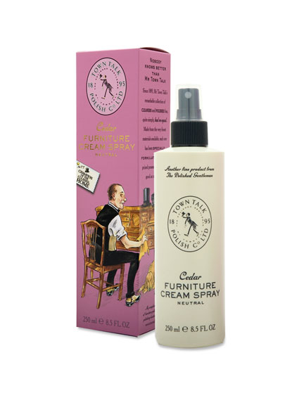 Möbel-Pflege - Cedar Furniture Cream Spray
