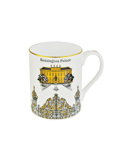 Becher 'Kensington Palace'