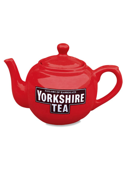 Original-Teekanne 'Yorkshire Tea'