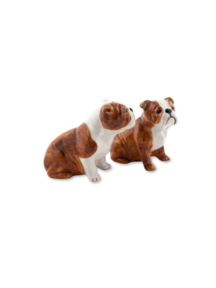Salt & Pepper-Set 'English Bulldogs'